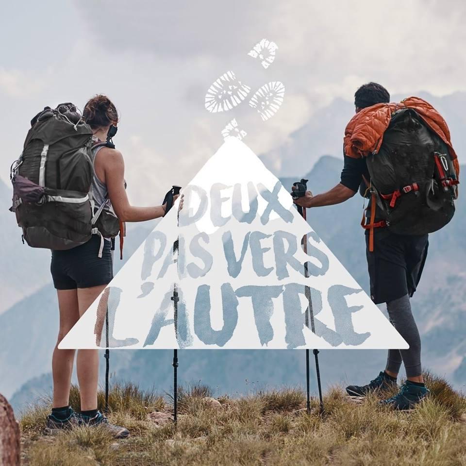 Deux pas vers l'autre 10 000 km pour raconter l'Europe