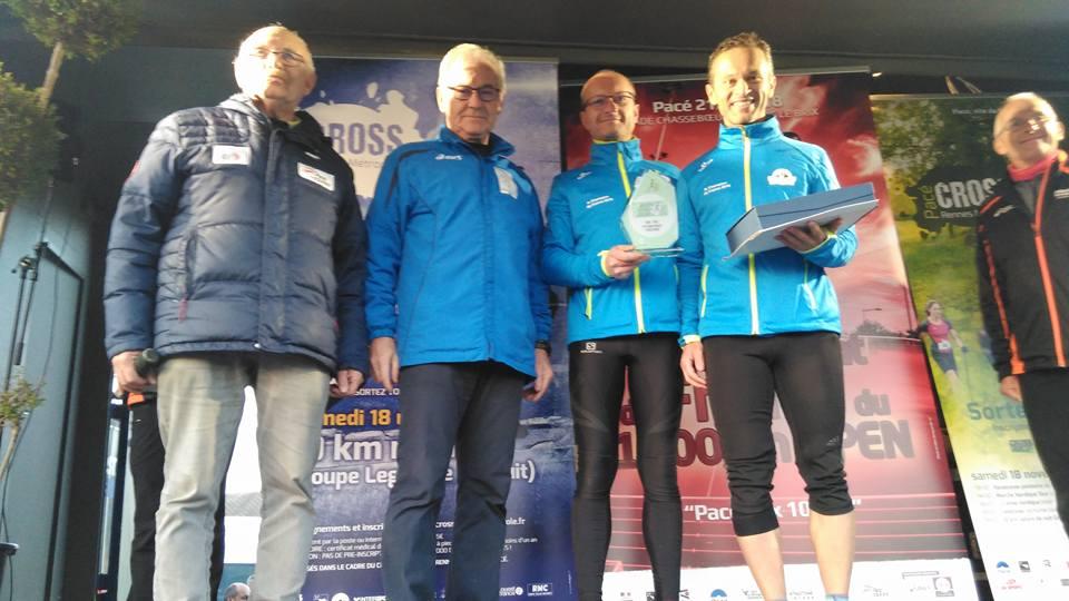 Franz Liskowitch vainqueur à Pace le 18 novembre
