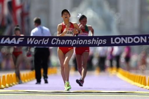 Yang Jiayu sacrée championne du monde