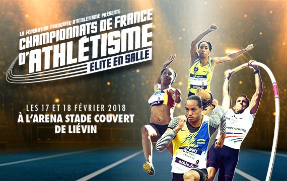 Championnats de France Elite en salle