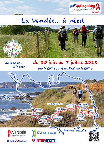 La Vendée à pied