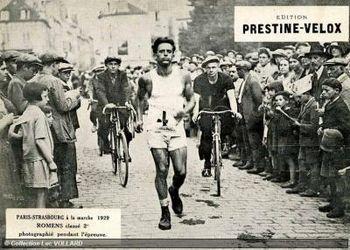 Le_marcheur_ERNEST_ROMENS_en_1929