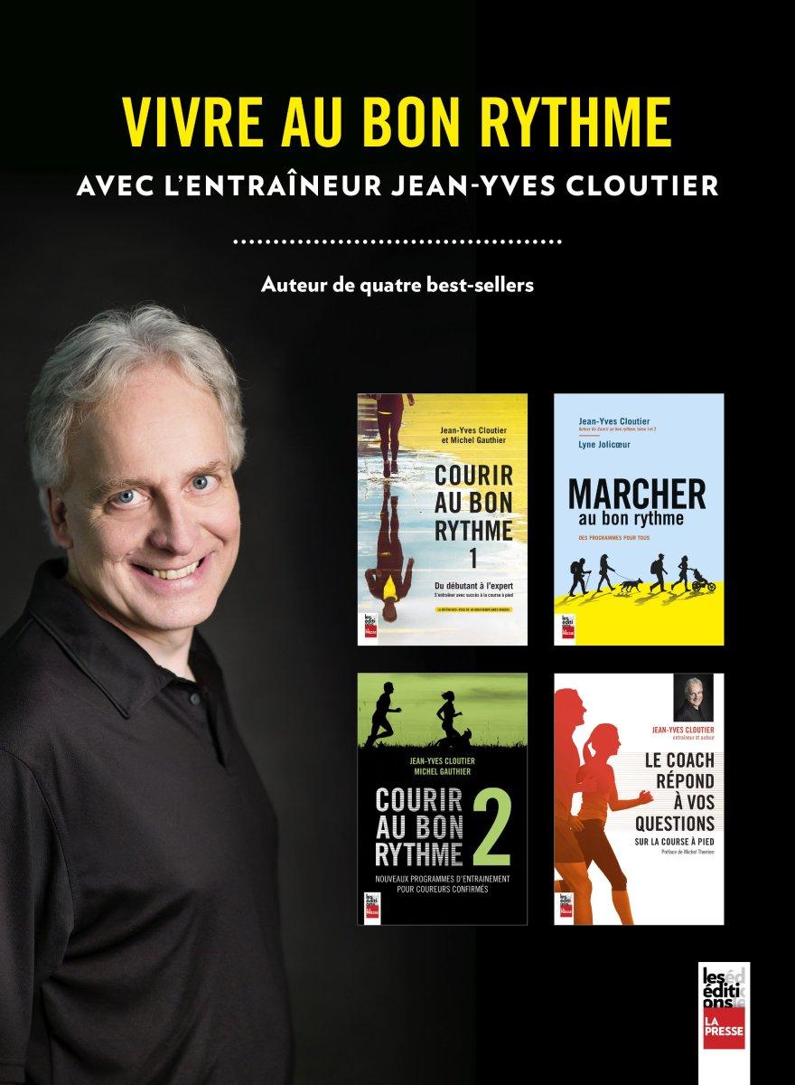 Entretien avec Jean-Yves Cloutier : Vieillir en santé, c'est vieillir jeune !