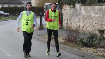 Florian Letourneau et Maxime Faiteau (Crédit photo : Jacques Bosserelle)