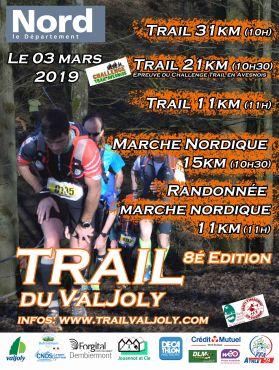 Trail du Val Joly
