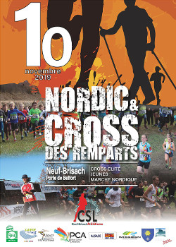Nordic & Cross des remparts