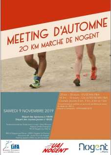 Meeting d'automne Nogent