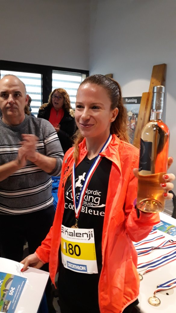 Championne régionale   Le Blog de la Marche : Marche Nordique ou Nordic  Walking -Marche Athlétique-Marche Sportive-Randonnée