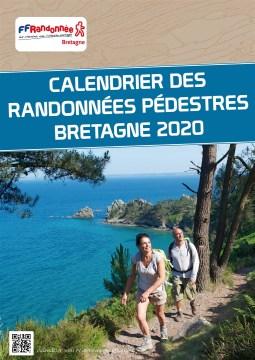 Calendrier randonnées pédestres Bretagne